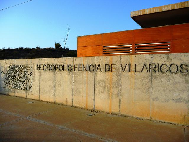 Necropolis Fenicia Villaricos